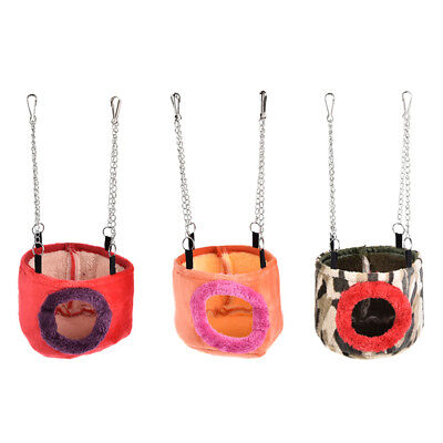 Small Animal Hamster Bed Cage hanging Hammock Rat Hedgehog Squirrel House Nest