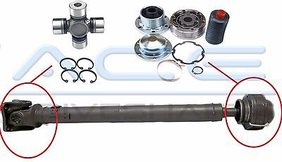Front Driveshaft Dodge Nitro 2007-2012 Repair Kit 52853364 CV Joint + U-Joint