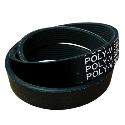 "584J4 (230J4) Poly V Belt, J Section With 4 Ribs - 584mm/23.0"" Length"