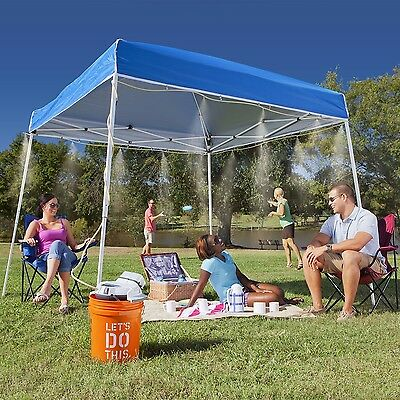 Arctic Cove 18-volt Cool Cave 22 Ft. MPK1180 Camping Instant Cooling Misting Kit