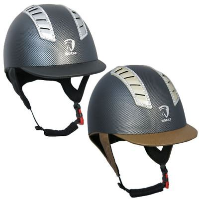 Adults Equestrian Horse Riding Jumping Showing Skull Cap Hat Helmet