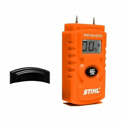 Stihl Moisture Meter Humidity Tester Damp Detector For Logs Cement Paper Wood