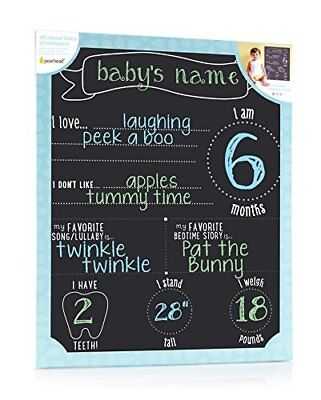 Pearhead Chalkboard Photo Background Black