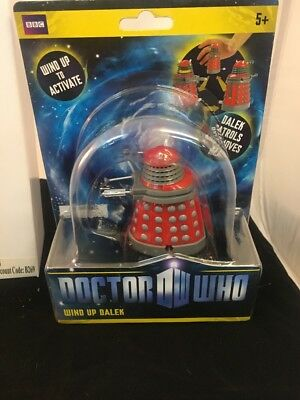 New Wind Up Dalek Doctor Who Figure