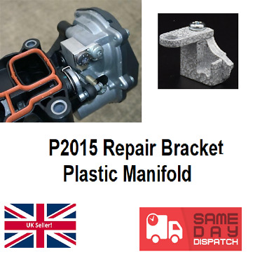 P2015 Repair Bracket for Skoda VW Audi Seat 2.0 TDI plastic manifold 03L129711AG