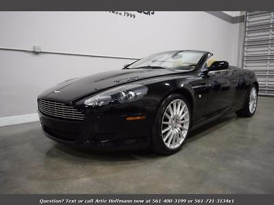2007 Aston Martin DB9 Volante 2007 Aston Martin DB9 Volante 1 Owner, Dealer Serviced, Financing Available FL