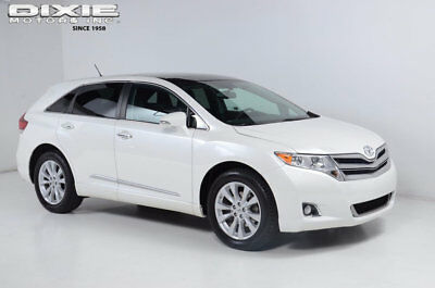 2014 Toyota Venza PANO ROOF NAV BACK UP JBL SOUND CARFAX CERTIFIED Dual Roofs Navigation JBL Sound Carfax certified XLE AWD Power Lift gate