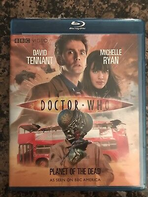 Doctor Who: Planet of the Dead (Blu-ray Disc, 2009)