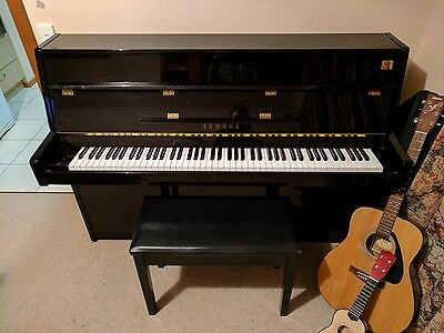 LU90 PE Yamaha Piano Excellent Condition