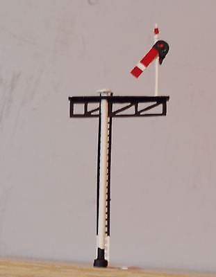 P&D Marsh OO Gauge Z353 GWR/BR Home on bracket signal PAINTED & Finished