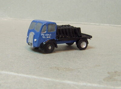P&D Marsh N Gauge n Scale X34 ERF coal lorry (intro 1948) PAINTED & finished