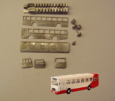 P&D Marsh N Gauge n Scale G56 Bristol RELL singledeck bus kit require painting