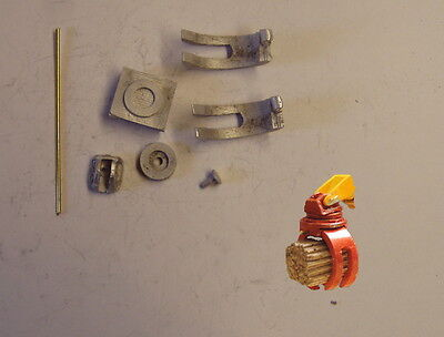 P&D Marsh N Gauge n Scale M103 Logging attachment for reach stacker kit to paint