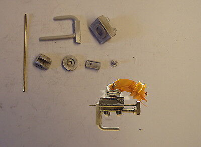 P&D Marsh N Gauge n Scale M104 Steel coil attachment for reach stacker kit to pt