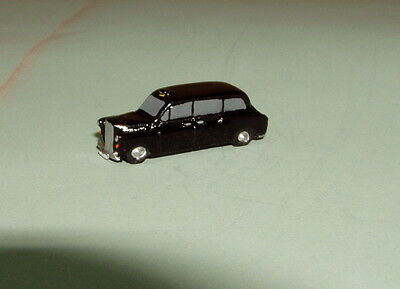 P&D Marsh N Gauge n Scale X19 FX4 Taxi cab PAINTED & finished