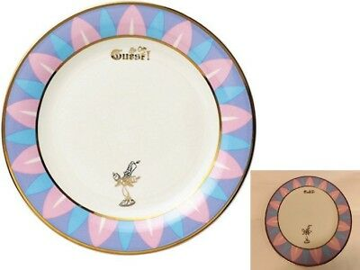 Disney Beauty and The Beast cake plate  Lumiere Made in Japan