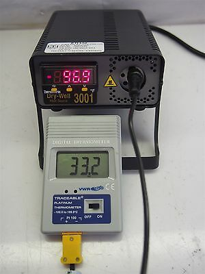 Thermoworks 3001 Dry-Well Heat Source Calibrator