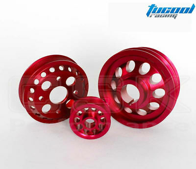 LIGHT WEIGHT CRANK PULLEY FOR NISSAN SKYLINE Z33 350Z Fairlady 350GT V35 02-06