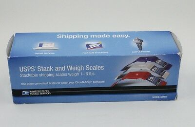 2005 eBay USPS Stack and Weigh Scales eBayana Collectible Display Shipping