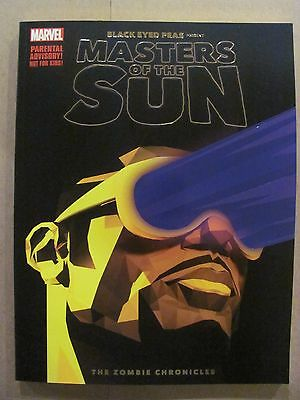 Black Eyed Peas Masters of the Sun The Zombie Chronicles Marvel Graphic Novel