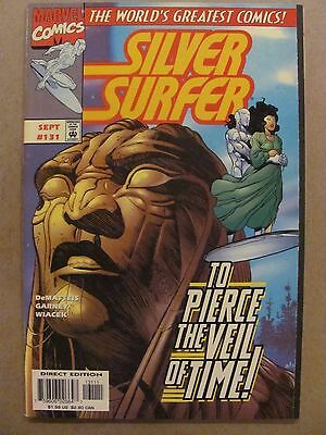 Silver Surfer #131 Marvel Comics 1987 Series 9.4 Near Mint