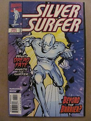 Silver Surfer #141 Marvel Comics 1987 Series 9.4 Near Mint