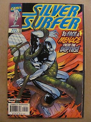 Silver Surfer #142 Marvel Comics 1987 Series 9.2 Near Mint-
