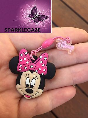 Bn Disney Minnie Mouse Mobile Phone Plug (Dust Cover) Great Value Aus Seller 155