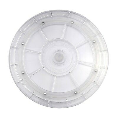 Case Wonder Turntable Rotating Lazy Susan Serving Plate/ Multi Purpose 360 De...