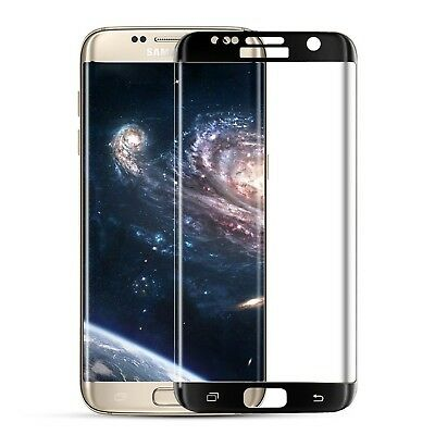 Samsung S7 Edge Screen Protector Premier Tempered Glass CURVED Screen Protect...