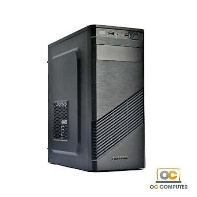 Pc Computer Desktop Intel Quad Core/ram 4Gb/hd 320Gb/windows 10 Completo