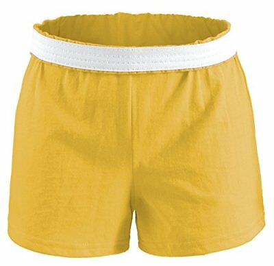 Soffe Juniors Athletic Short Gold Small