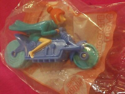 MCDONALD's Minions Despicable Me 3 2017 Lucy's Hydrocycle New & Sealed
