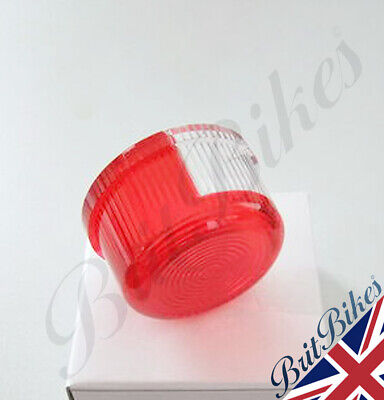 REAR LAMP LENS UNIVERSAL Replica for Sparto Rear Lamp Motorbike Cafe Racer