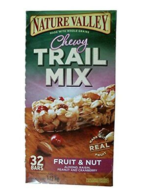Nature Valley Fruit and Nut Chewy Trail Mix 32-Count 1120 Gram