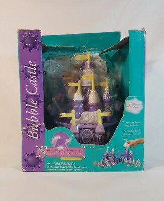 MIB Starcastle Sunshine Collection Bubble Castle Vintage Trendmasters 1996