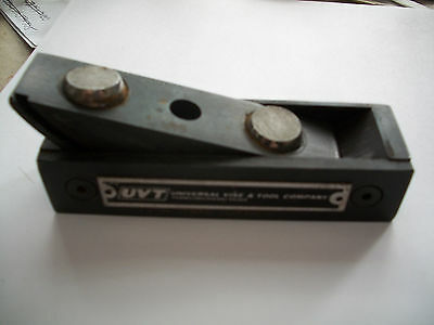 UVT Machinist Adjustable Vise Block  Multiple Angle Tool