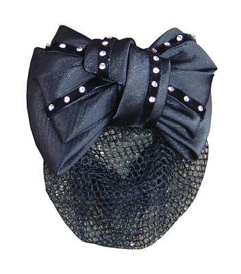 Harry's Horse Hair Clip Strass - Black
