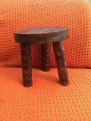Three Legged Milking Stool