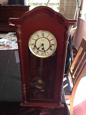 Hermle Westminster chine wall clock