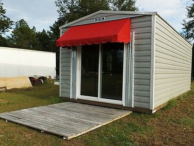 Custom Cabin 240 sq ft Tiny Home Pool or Garden House Insulated