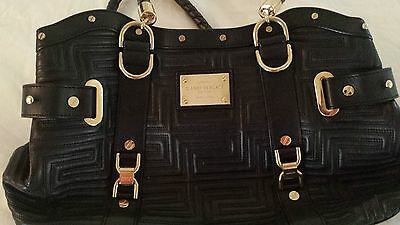f9cc4cb9a29 Rare Authentic Gianni Versace Couture 100% Genuine Leather Handmade  Shoulder Bag