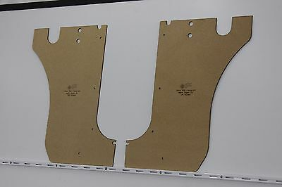 Datsun Nissan 510 1600 Kick Panels. Suit Ute, Sedan & Wagon