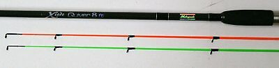 SHAKESPEARE XCEDE 8ft QUIVER/FEEDER FISHING ROD