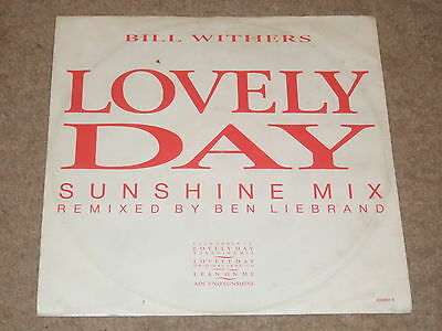 Bill Withers – Lovely Day (Sunshine Mix)   1988    SOUL CLASSIC!!