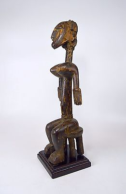 A Very Rare Old Bamana Nyeleni sculpture, African Art