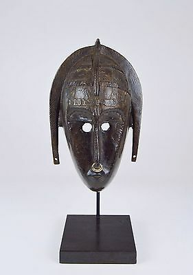 Rare and Important Early Bamana / Marka  African Mask, African Art