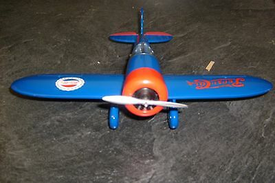 Pepsi Cola Mystery Ship Travel Air Die Cast Airplane Bank