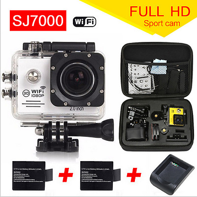 New Yagoo Gopro Hero 5 Action Waterproof Sport Camera WIFI 12MP Full HD1080P