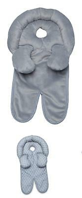 Boppy Infant To Toddler Head And Neck Support, Prism Gray
